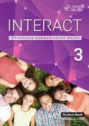 Libro Interact 3 Student'S Book + Student Digital Materials Cd