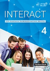 Libro Interact 4 Student'S Book + Student Digital Materials Cd