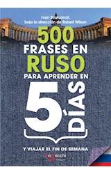 E-book 500 frases en Ruso para aprender en 5 días
