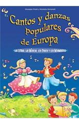 E-book Cantos y danzas populares de Europa