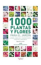 E-book 1000 plantas y flores para el jardín - Segunda parte