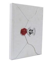 Papel Hogwarts Acceptance Letter Journal