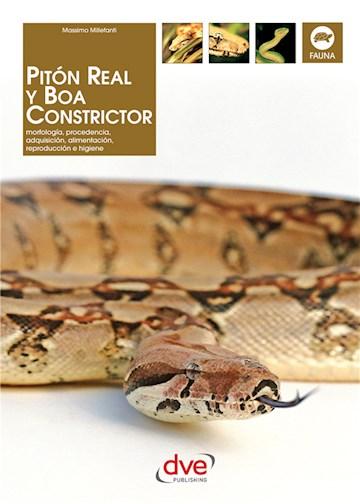 E-book Pitón Real Y Boa Constrictor
