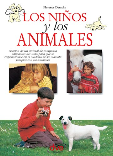 E-book Los Niños Y Los Animales