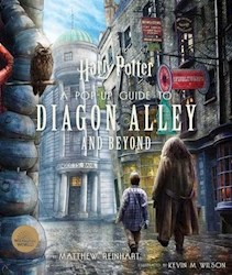 Papel Harry Potter: A Pop-Up Guide To Diagon Alley And Beyond