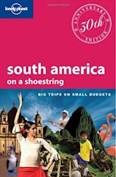 Papel South America On A Shoestring 11/Ed