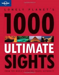 Papel Lonely Planet'S 1000 Ultimate Sights