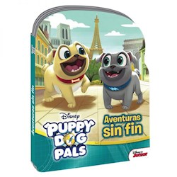 Libro Puppy Dog Pals .Aventura Sin Fin