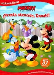 Libro Lecciones Diarias Mickey