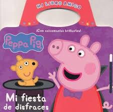 Libro Libro Amigo Peppa Disfraces
