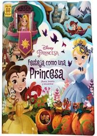 Papel Festeja Como Una Princesa - Disney Princesa