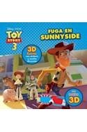 Papel TOY STORY 3 FUGA EN SUNNYSIDE (CON LENTES 3D) (CARTONE)