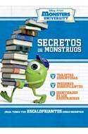 Papel SECRETOS DE MONSTRUOS (MONSTERS UNIVERSITY) (CARTONE)