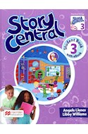 Papel STORY CENTRAL 3 STUDENT'S BOOK MACMILLAN (WITH EBOOK) (NOVEDAD 2019)