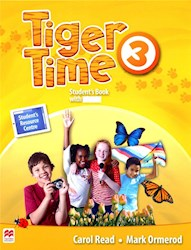 Papel Tiger Time 3 Student'S Book With Ebook