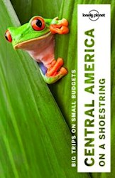 Libro Central America On A Shoestring