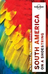 Libro South America On A Shoestring - Ingles