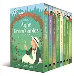 Papel The Complete Anne Of Green Gables Box Set