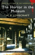 Papel The Horror In The Museum - Collected Stories Volume 2