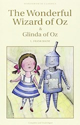 Papel The Wonderful Wizard Of Oz And Glinda Of Oz