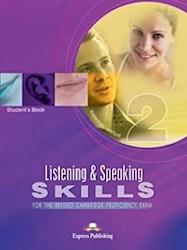 Papel Cpe N/E Listening & Speaking Skills 1 Sb