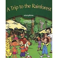 Papel A Trip To The Rainforest Storytime Stage 3