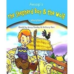Papel Shepherd Boy And The Wolf, The
