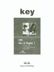 Papel Cpe Use Of English 1 Key