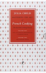 Papel Mastering the Art of French Cooking (2 Vols. Slip Case)