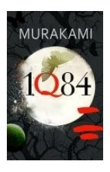 Papel 1Q84 Books 1, 2 & 3