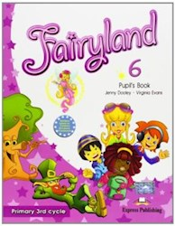 Libro Fairyland 6 Primary Course St