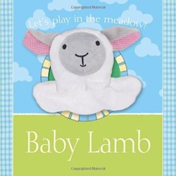 Papel Baby Lamb - Puppet Book