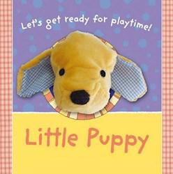 Papel Little Puppy - Puppet Book