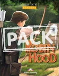 Papel Robin Hood Illustrated Reader Student'S Pack 2