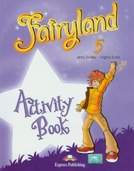 Libro Fairyland 5 Activity International