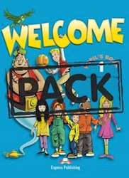 Papel Welcome 1 Sb W / Cd