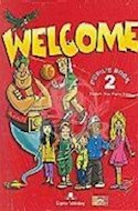 Papel WELCOME 2 PUPIL'S BOOK + AUDIO CD