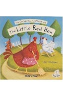 Papel COCKEREL THE MOUSE AND THE LITTLE RED HEN (FLIP UP FAIR  Y TALES) (CARTONE)