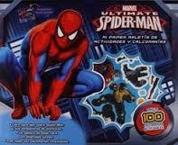 Libro Spiderman Mi Primer Maletin : Actividades Y Calcomanias