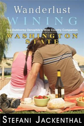 E-book Wanderlust Wining Washington State