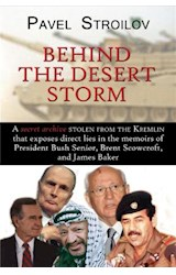 E-book Behind the Desert Storm
