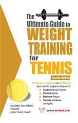 E-book The Ultimate Guide to Weight Training for Tennis