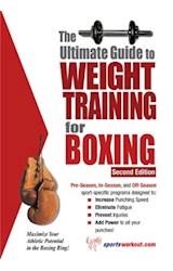 E-book The Ultimate Guide to Weight Training for Boxing