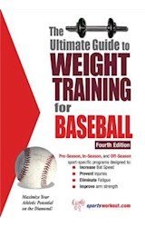 E-book The Ultimate Guide to Weight Training for Baseball