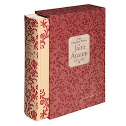 Papel The Complete Novels Of Jane Austen (Knickerbocker Clothbound Slipcase)