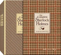 Papel The Complete Sherlock Holmes (Knickerbocker Clothbound Slipcase)