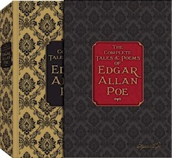 Papel The Complete Tales & Poems Of Edgar Allan Poe (Knickerbocker Clothbound Slipcase)