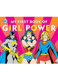 Papel My First Book Of Girl Power