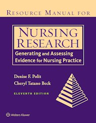 E-book Resource Manual For Nursing Research