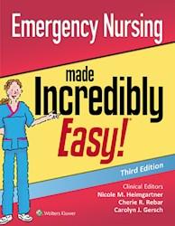 E-book Emergency Nursing Made Incredibly Easy!